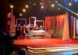Illusion Stahlplattendurchdringung für RTL